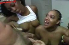 Achter de schermen bij ebony porno