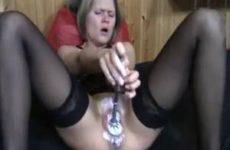 Extreme masturbatie