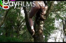 Wat doe je als je van boom klimmen houd en van anaal?