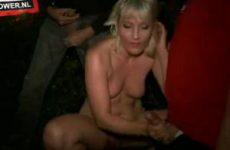 Sex BDSM in het openbaar