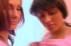 Veronica en Natalija zijn gewoon beide erg gek op pijpen